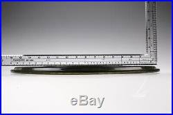 16 glass fresnel lens (vintage spot light Kliegl Arri De Sisti Mole Richardson)