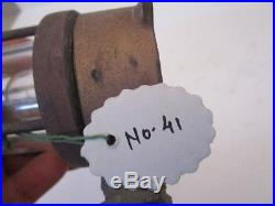 9 pcs Vintage Marine BRASS Passage Light / Lamp Ship's 100% Original