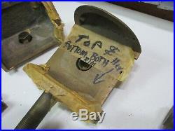 Antique Vintage Dock Bridge nautical marine Chris Craft GarWood Boat Bow Light