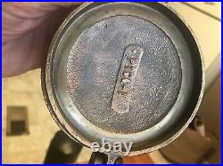 Antique Vintage Kahlenberg solid Brass light for a Marine Boat (horn light)