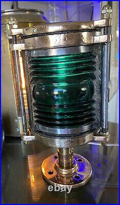 Antique Vintage Rare US Navy Bow Light Night Light