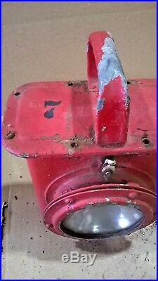 Antique Vintage Spot Light A1-2-2-3
