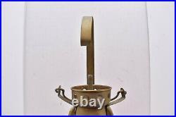 Copper Vintage Nautical Porch Sconce Light Fixture Ships lamp Lantern Style