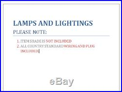 Floor Lamp Searchlight, Nautical Vintage Tripod Floor Lamp Spot light Industrial