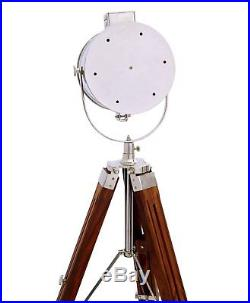Floor Lamp home Decorative Vintage Design Tripod Lighting Searchlight Spot light