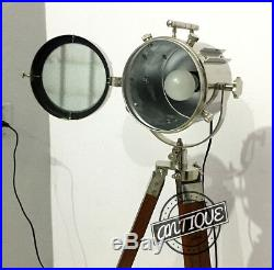 Halloween Vintage Nautical Signal And Search Light Replica Ship Salvage Bedroom