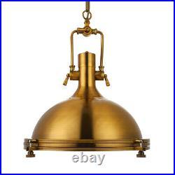 Industrial Nautical Pendant Light Elegant Shade Light Pendant Lamp Ceiling Lamp