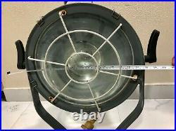 Industrial Vintage Nautical Retro Marine Pendant Ceiling Iron Flood Light- Big