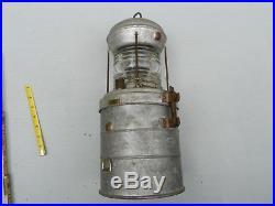 Large Vintage Ship Light Perko