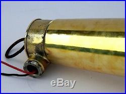 Maritime Salvaged Pendant Light Vintage Copper Navigation Hanging Passage Lamp