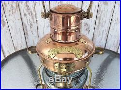 Nautical Lamp vintage Maritime Decorative Desk Lamp Light Runs With Oil Lamp