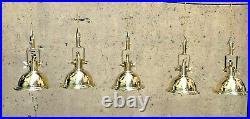 Nautical Vintage Style Wiska Cargo Pendent Spot Brass Hanging New Light 1pcs