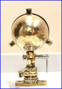 New Antique Vintage Nautical Marine Ship Solid Brass Bitsy Mini Spot Light