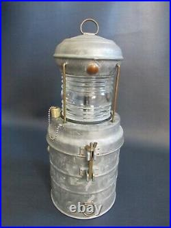 Perkins Marine Lamp PERKO Maritime Navy Light Vintage Boat Electric