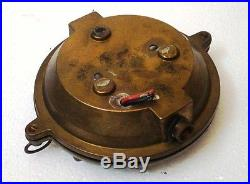 Real ANTIQUE Vintage ship's DECK Light / Lamp SHIP'S 100% ORIGINAL LITTLE