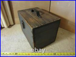 Super Rare! Vintage handheld marine signal light. Manhattan Marine, Electric Co