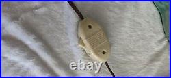 Swordfish TV Lamp Light Vintage Ceramic MCM Mid Century Howard Kron Lamp