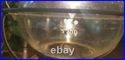 Vintage 1965 Nippon Sento Co Marine Light Brass Marine WHITE Light NOW ELECTRIC