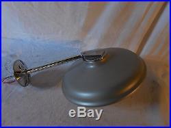 Vintage Barn Light Industrial Look Jelly Jar Garden light Nautical 14 Silver