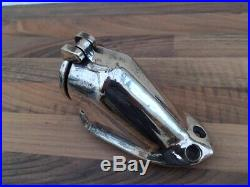 Vintage Chain Pipe / light Brass deck fitting. Yacht Boat Ship. Marine Nautical