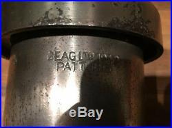 Vintage Chrome WW2 Ceag Admiralty Patt Ships Lamp Light Maritime Marine Nautical