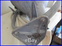 Vintage Crouse Hinds Light Industrial Marine Spotlight Searchlight