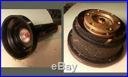 Vintage Hand Held Weems Navigation System Vector Compass Lights Excellent Case
