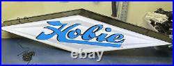 Vintage Hobie Sail boat Kayak Advertising Sign Light Nautical Man Cave Hobie Cat