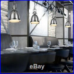 Vintage Industrial Nautical Barn Pendant Lamp Kitchen Loft Ceiling Light Fixture