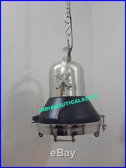 Vintage Industrial Nautical Pendant Lamp Hanging Light Ceiling Home Decor