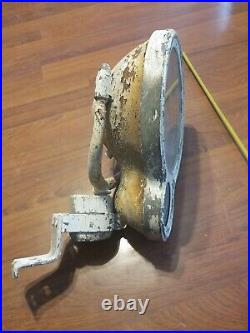 Vintage Nautical Boat Spotlight Search light beacon Bracket parts repair