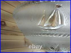 Vintage Nautical Ceiling Light Fixture