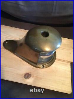 Vintage Perko Bow light BRONZE BOAT LIGHT Vintage Nautical Light Vtg Stern light