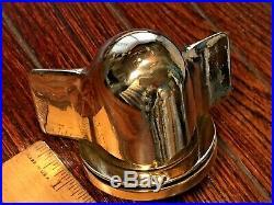 Vintage Perko Polished Bronze/brass Large Stern Light Low Draw Led Bulb