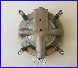 Vintage RUSSELL & STOLL Explosion Proof Antique Nautical Industrial Wall Light