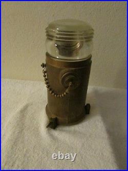 Vintage Russel & Stoll Company Brass Light BX-13