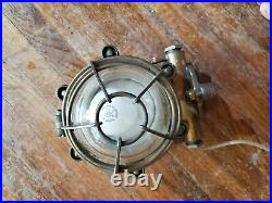Vintage Ship Light