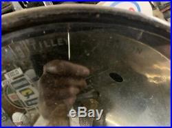 Vintage Signal Lamp Light Old Industrial Military Nautical Maritime Marine