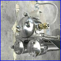Vintage Strip Light Daeyang Explosion-Proof Ships Twin Fluorescent 700mm 1pcs