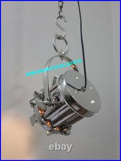 Vintage Style Ceiling Hanging Light Nautical Pendant Lamp Home Decor