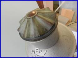 Vintage Very cool Large Ship Lamp Light