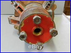 Vintage Very cool Large USCG Red range Marker Light Brass