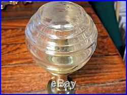 Vintage Wilcox Crittenden Beehive Stern Light, Chris Craft, Century. 7 Tall