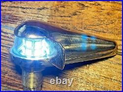 Vintage Wilcox Crittenden Cast Bronze Steaming, Bow Light New Led Wiring/bulb