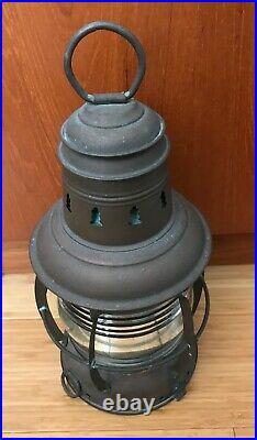 Vintage Wilcox Crittenden Marine Light