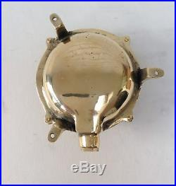 Vintage nautical mode stylel new marine ship brass small deck light 4 piece