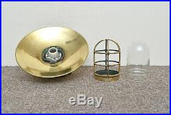Vintage ships lamps old brass lamp light beautiful nautical lamp- FREE DELIVERY